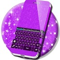Purple Keyboard Theme icon