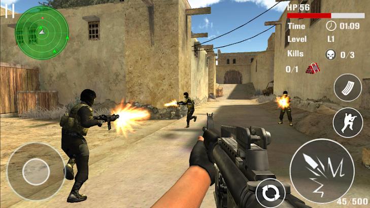 Counter Terrorist Shoot screenshot