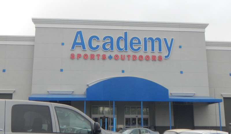 Photo: My local Academy store!