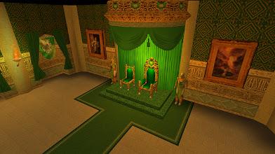 Photo: Eldevin Palace Throne Room
