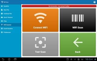 Screenshot of Inventory &  Barcode scanner