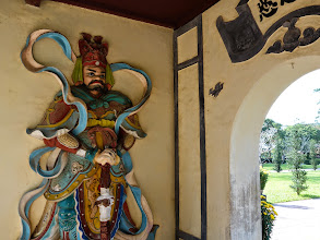 Photo: VIETNAM Hué - pagode de Thien Mu