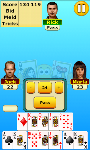 Pinochle apkpoly screenshots 1