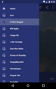 Live Gospel Radio - náhled