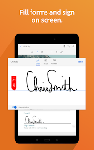 App Adobe Acrobat Reader: PDF Viewer, Editor & Creator APK for Windows Phone
