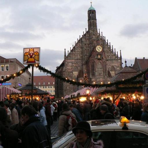 Churchof Our Lady Nuremberg