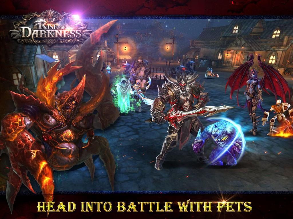 Rise of Darkness- screenshot
