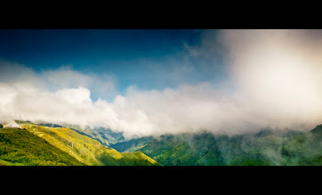 Photo: Clouds over the valley - Madeira/Portugal