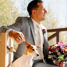 Wedding photographer Elena Pomogaeva (elenapomogaeva). Photo of 20.10.2017
