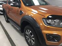 Skärmbreddare till Ford Ranger 2020-