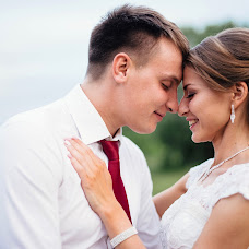 Wedding photographer Mikhail Ryabinskiy (mikkk1234). Photo of 01.07.2017