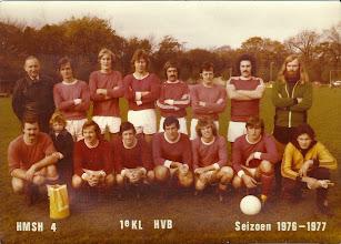 Photo: HMSH 4  1976 - 1977