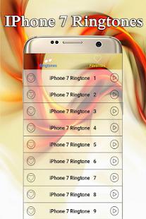 lPhone 7 Ringtones - náhled