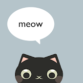 Cute Cat Widget Zooper FREE