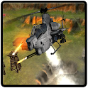 Helicopter Air Action icon