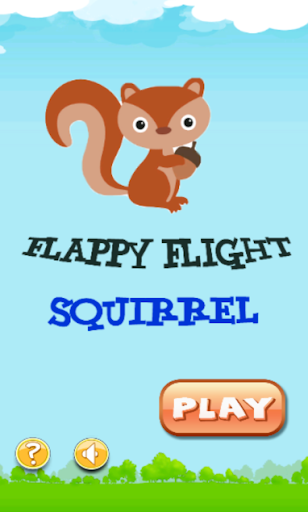 Flappy Jumping Squirrel