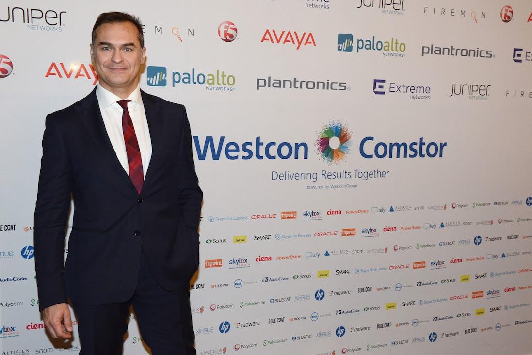 Maurizio Lavagna amministratore delegato Westcon - Comstor Italia