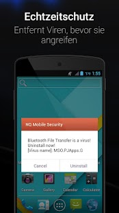 NQ Mobile Security & Antivirus Screenshot