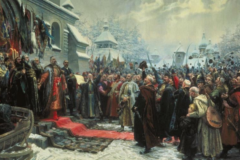 Чорна Рада 1663