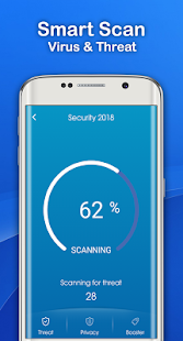 Antivirus Cleaner Applock 2018 - náhled