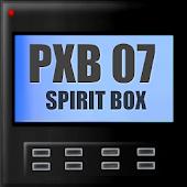 PXB 07 Spirit Box Android APK Download Free By White Light EVP