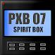 PXB 07 Spirit Box