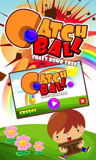 Catch Ball - Crazy Bomb Free