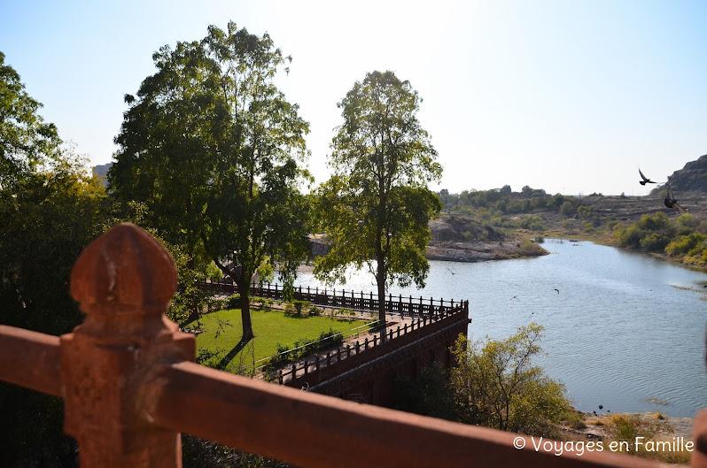 Lac Jaswant thada Jodhpur