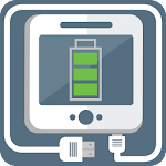 Battery Saver Fast Charging Icon