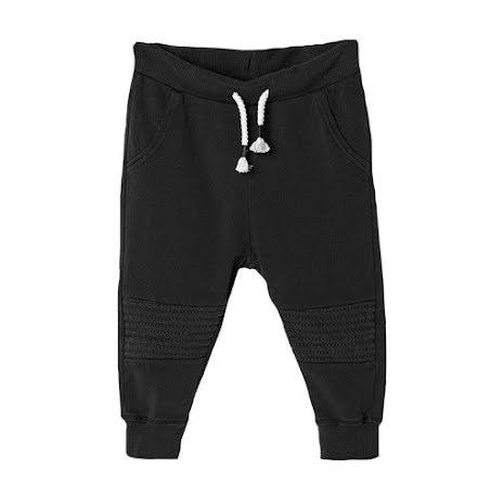 Cos I Said So Biker Jogging Pants Black