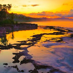 Sunset by David Loarid - Landscapes Sunsets & Sunrises (  )