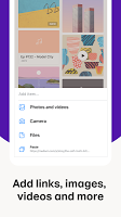Collect: Save and share ideas