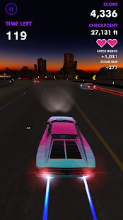 Night Driver™ Screenshot