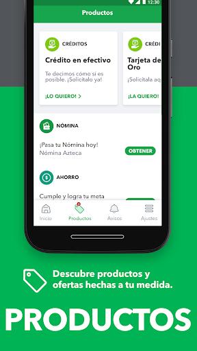 Banco Azteca screenshots 1