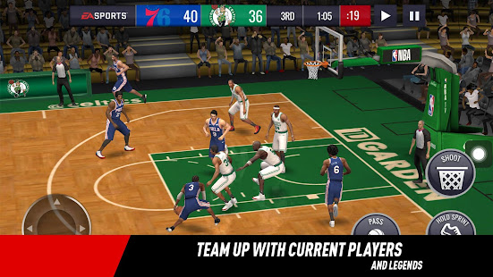 NBA LIVE Mobile v3.3.04 APK Full