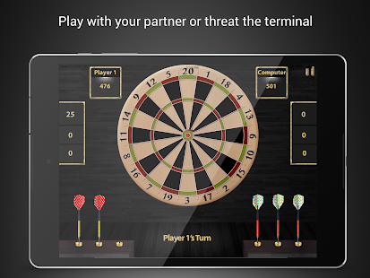Dart Game- screenshot thumbnail