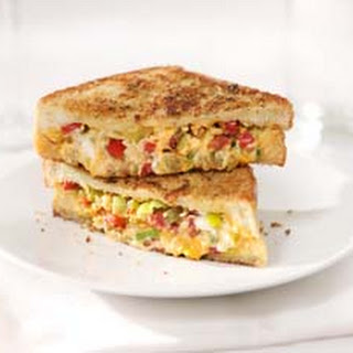 Pickled Pepper Popper Sandwich (Make That Sandwich 2013 Winner)