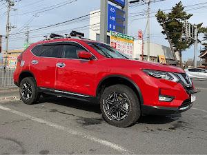 エクストレイル HNT32 20Xハイブリッド4WDのカスタム事例画像 *アクア*さんの2019年02月07日13:37の投稿