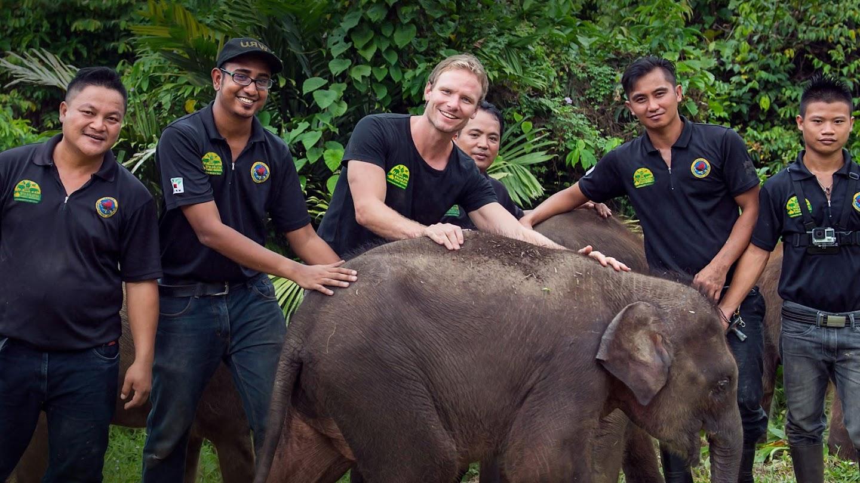 Watch Borneo Wildlife Rescue live
