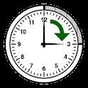 Alarm every 15 minutes icon