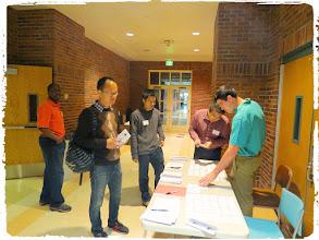 Photo: PSU Stat students registering