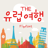 THEEuropetravel™ Flipfont