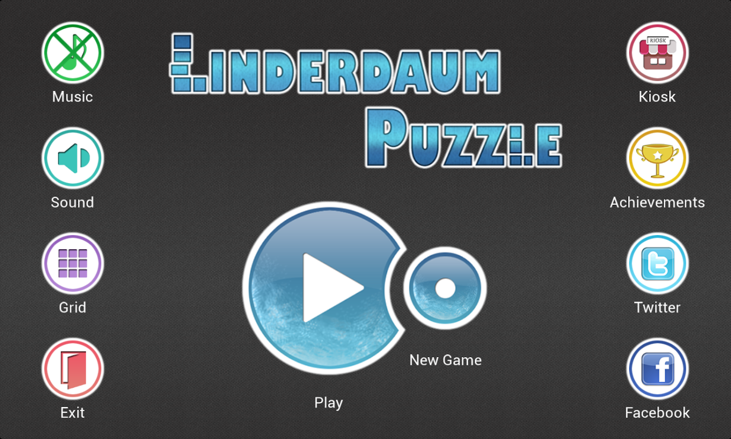 Linderdaum Puzzle HD- screenshot