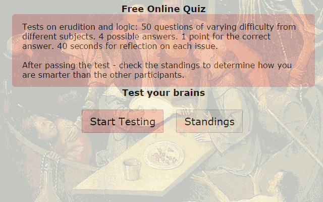 IQ Test - brain training