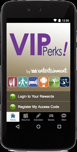 VIP Perks