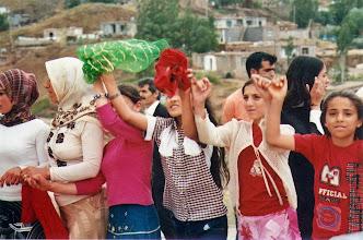 Photo: Kurdish wedding near Bazit (Doğubayazıt), 2007