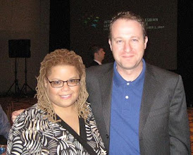 Photo: With Jared Polis in 2007, who went on to win a seat in Congress, becoming the 3rd out gay representative (D-CO).