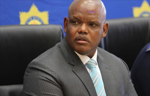 The state has withdrawn its corruption case against former acting national police commissioner Khomotso.
