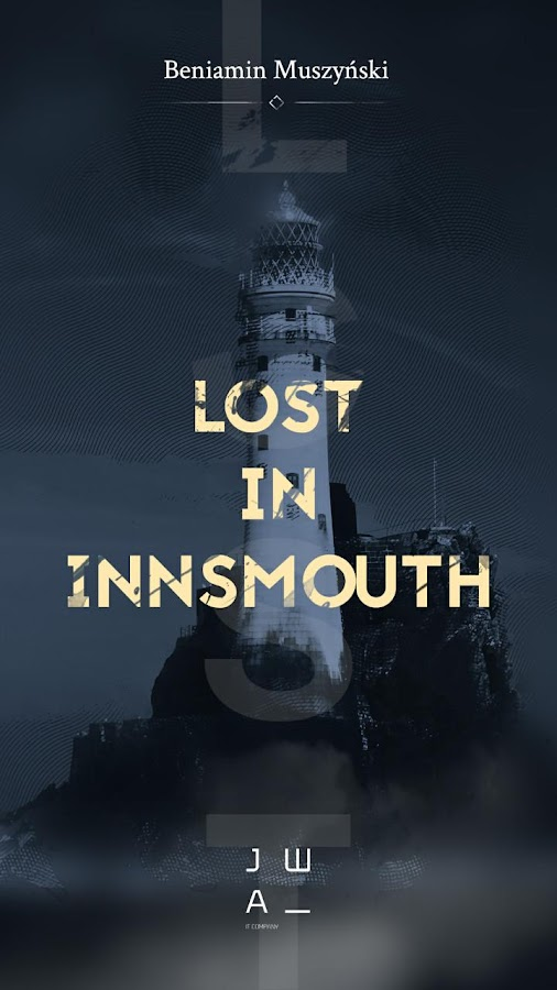 Lost in Innsmouth – zrzut ekranu