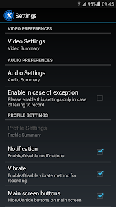 Secret Video Recorder Premium screenshot 2